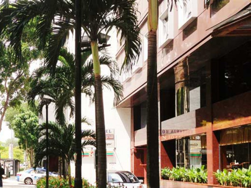 Singapur Grand Pacific Hotel